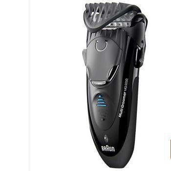 博朗电动剃须刀MG5050全身水洗充电往复式造型刮胡刀