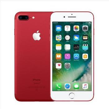 Apple iPhone 7 Plus 128G 红色特别版 移动联通电信4G手机
