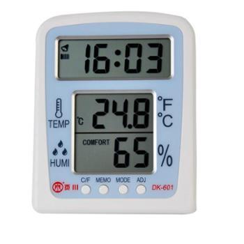 页川 高精度 温度计 室内 家用 电子温湿度计 婴儿 DK-601