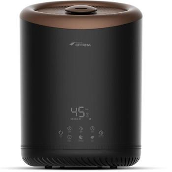 德尔玛(Deerma)加湿器 4L大容量 上加水智能恒湿 静音迷你办公室卧室家用香薰加湿 DEM-ST900