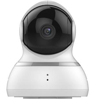 小蚁(YI)智能摄像机1080P 高清家用WiFi无线摄像头 360度云台摄像机 智能家居 安防监控摄像头