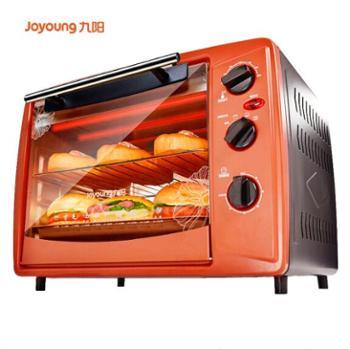 九阳(Joyoung)电烤箱 30L 家用多功能 专业烘焙 KX-30J601
