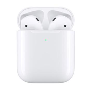 新款Apple AirPods 2代 配有线充电盒 苹果蓝牙耳机