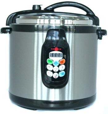 双喜妙厨大容量电压力锅8l餐厅用