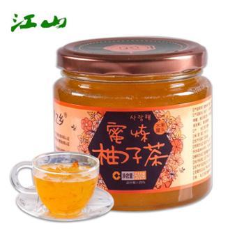 【衢州善融】 蜂蜜柚子茶 500g