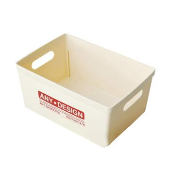麦宝隆 MBL-0186 方形收纳筐(中)收纳盒