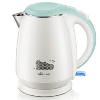 电热水壶小熊电热水壶家用不锈钢电烧水壶 ZDH-P15T1