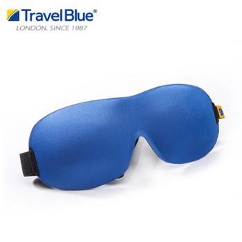 TravelBlue蓝旅立体3D眼罩遮光透气眼罩454