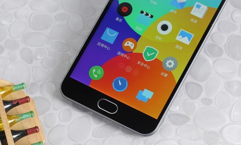 Meizu 魅族 魅蓝note2 16GB 双卡双待 智能手机 魅蓝NOTE 2 移动联通 双4G版