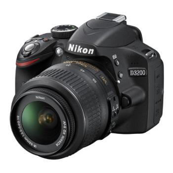 Nikon尼康D3200(VR18-55KIT)单反数码相机