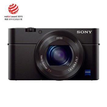 索尼(Sony)DSC-RX100M3黑卡数码相机