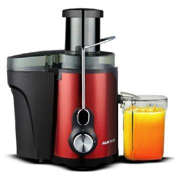 榨汁机AUX奥克斯 AUX-508榨汁机不锈钢电动水果婴儿 迷你果汁机