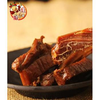 阿蓬江江80g香辣牛肉条袋装手撕牛肉