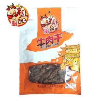 阿蓬江168g袋装五香牛肉干