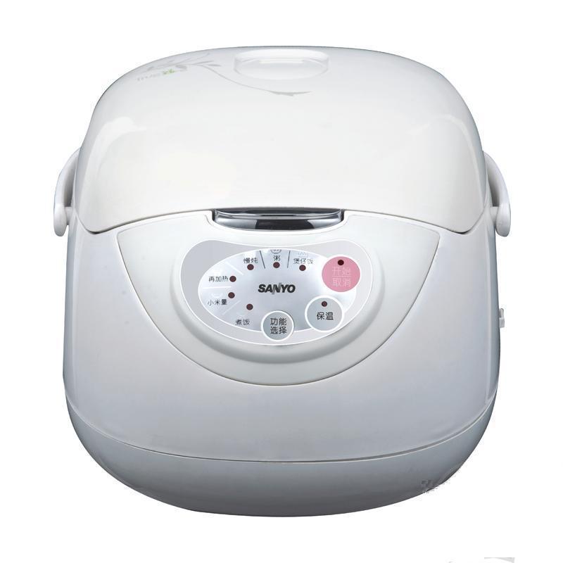 【三洋】微电脑电饭煲ecj-jh5102j多功能可做蛋糕3l正品电饭锅
