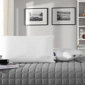 际华家纺 可拆洗的新型热熔枕单人成人弹力枕 新型热熔枕(1只装)