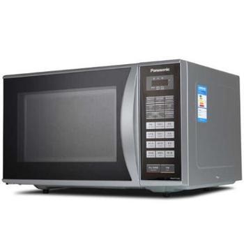 Panasonic/松下NN-GT353M微波炉转盘式烧烤微波电脑操作23L