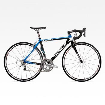 骓驰自行车碳纤维700C公路车禧玛诺SHIMANO20速手变KS500-2013