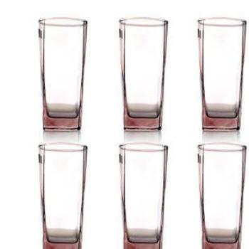 乐美雅CG054/H8917四方杯(水粉)