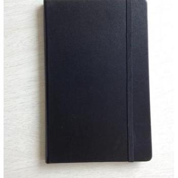 高档商务笔记本办公文具韩国利邦复古记事本可定制日记本子