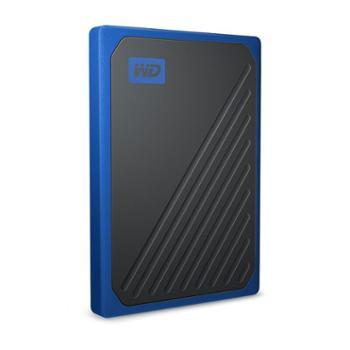 西部数据(WD)MyPassportGo便携式固态硬盘1TB