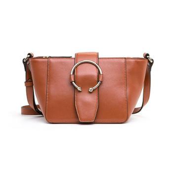 ELLE女包新款手提包单肩大容量实用女包90252