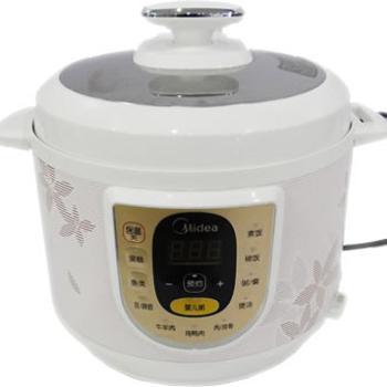 美的电压力锅pcs502b