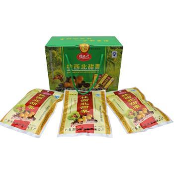 板栗栗子礼盒装桂西北甜栗(小)10包/盒100克/包