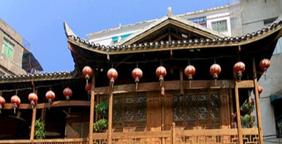 湖南湘西吊角楼特色食品有限公司