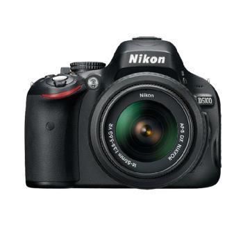 (Nikon)尼康D5100单反相机套机18-105mmf/3.5-5.6G镜头多角度翻转显示屏大气机型