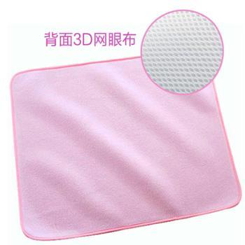 皇家之星宝宝3D竹纤维隔尿垫透气柔软70*80cmS718