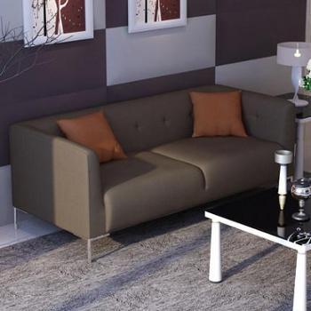杰希家具布艺沙发组合小户型现代简约风格欧式客厅田园棉麻沙发