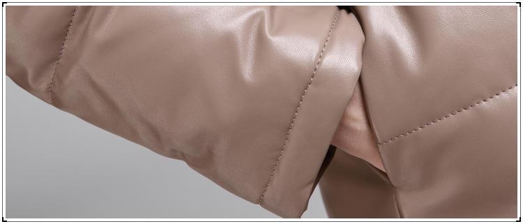常规袖口设计简洁流畅,尽显大牌气质