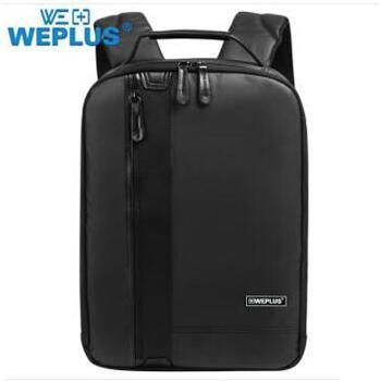 唯加/WEPLUS 电脑双肩包 日韩男女旅行背包 WP7016 颜色随机
