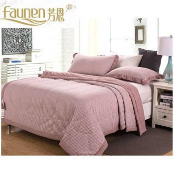 芳恩家纺 FN-B465-1(A)良品水洗棉花被三件套