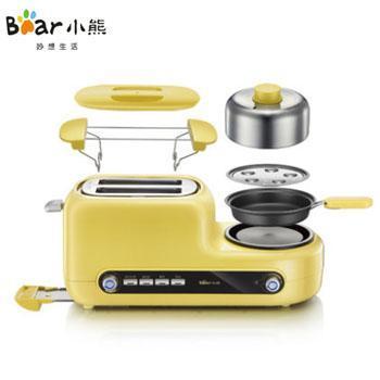 小熊DSL-A02Z1家用2片早餐机1080W