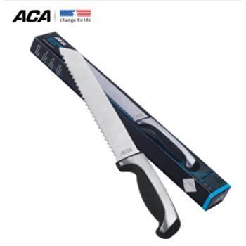 ACA北美电器 ABR-S19 锯齿型 不锈钢面包刀西瓜刀