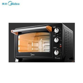美的家用机械式电烤箱25LT3-252C