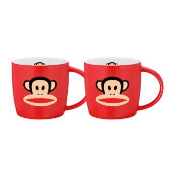 大嘴猴 幸运星马克杯套装B-1(简装) 400ML*2个 PFC502T-1