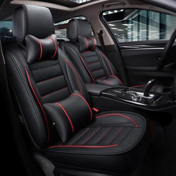 车之秀品XA060新款耐磨仿皮汽车四季坐垫 座垫汽车用品座套