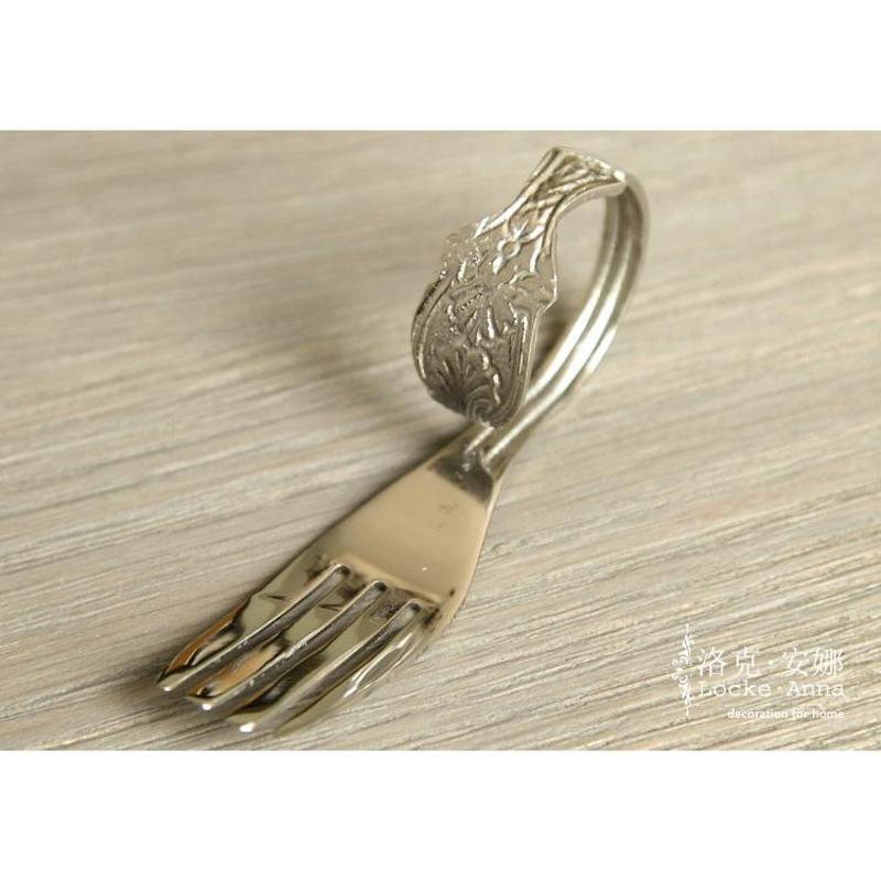 洛克安娜 欧式美式餐巾环餐巾扣餐扣餐巾圈 样板房餐桌饰品摆件 la027