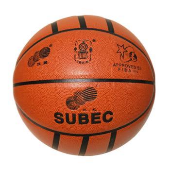优能火车牌 7#篮球 TB7041 PU材质 丁基内胆(送气针网带)