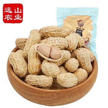 远山农业龙岩蒜香花生500g+咸酥花生500g