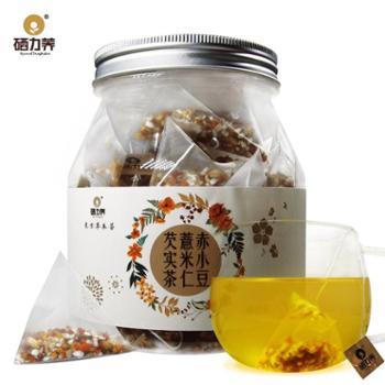 硒力荞红豆薏米茶苦荞大麦薏仁芡实赤小豆养生茶210g