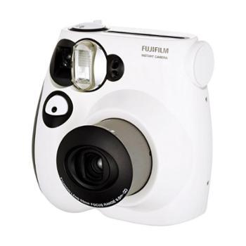 富士MINI7s相机:黑白熊猫版