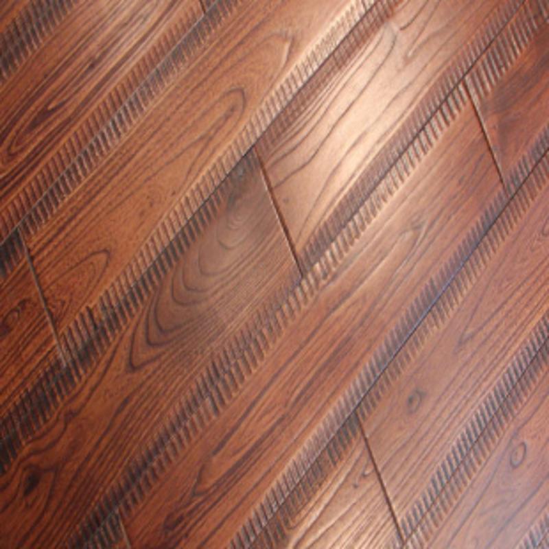 风格地板 实木地板 槐木(金刚柚木)