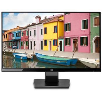 【惠普/HP】22W 21.5英寸 低蓝光 IPS FHD 178度广可视角度 窄边框 LED背光液晶显示器