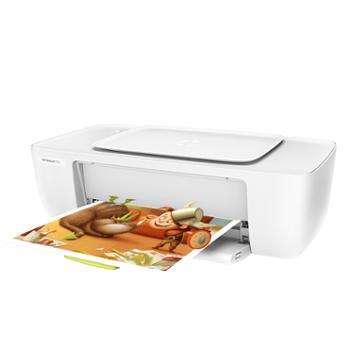惠普/HP 1112彩色喷墨打印机 打印/USB 全国联保