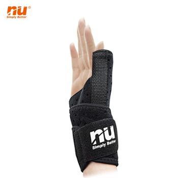 Nu腱鞘护腕妈妈手拇指关节扭伤月子手护手套弹簧支撑片姆指护