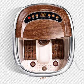 美妙 Mimir 全自动按摩足浴器 电动深桶足浴盆 按摩加热泡脚桶 MM-15B